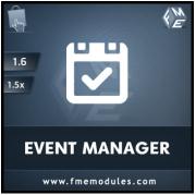 FME's Calendar Module for E-stores