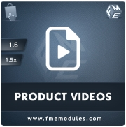 FMM's Product Videos Add-on, FMEModules