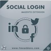 Magento Social Login Extension, Shopping Carts Software