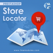 FME's PrestaShop Store Locator for web-stores, Store Locators Software