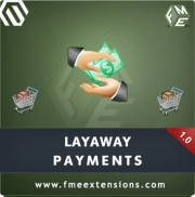 FME Magento Layaway Extension - Recurring and Partial Payments, Miscellaneous Software