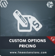Magento In-Dependent Custom Options Pricing Extension, Business & Finance Software