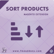 Sort Products Magento Extension, Shopping Carts Software