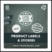 Sticker PrestaShop Module, Business & Finance Software