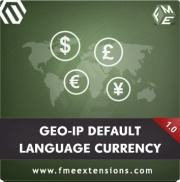 GEOIP Magento Language and Currency Switcher Extension, Miscellaneous Software