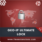 Magento GEOIP IP, Country Block Extension, Security Systems Software