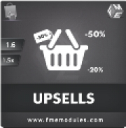 Upsell, Promotion & Push on Cart Page PrestaShop Module