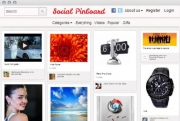 Pinterest Clone Script, Photos & Images Software