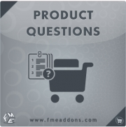 Opencart Product FAQs Module by FmeAddons, Shopping Carts Software