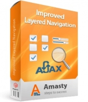 Magento Improved Layered Navigation by Amasty, Shopping Carts Software
