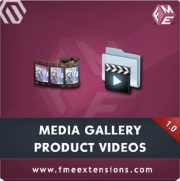 Media Gallery | Magento Video Gallery Module by FME, Shopping Carts Software