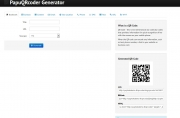 PapuQRcode Generator, Multimedia Software