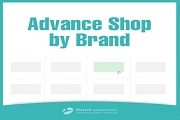 Magento Advance Shop By Brand Extension, Shopping Carts Software