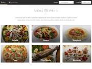 Restaurant Menu Maker, Content Management Software