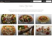 Restaurant Menu Maker, Content Management Software