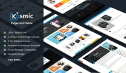 Kosmic - Multipurpose Responsive Magento 2 Theme , Shopping Carts Software