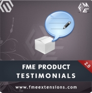 FME Product Testimonials | Magento Reviews Extension, FMEExtensions
