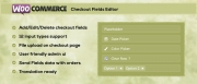 WC Checkout Fields Editor, Content Management Software