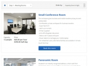 Meeting Room Booking System, Booking Scripts Software