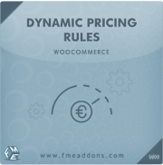WooCommerce Dynamic Pricing Extension By FMEAddons, Shopping Carts Software