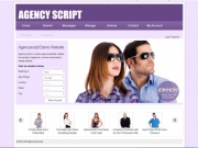Model Agency Website Templates|Model Website Script|Modeling Agency Manager Script, PHP Scripts Mall
