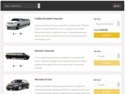 Limo Booking Software by PHPJabbers