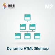 Dynamic HTML Sitemap for Magento 2, BSSCommerce