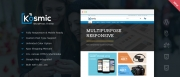 Kosmic WordPress Theme, Shopping Carts Software