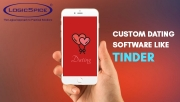 Dating Software Like Tinder | Dating website software , Logicspice Consultancy Pvt. Ltd.