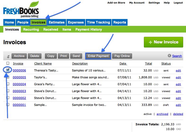 Define Invoice Discounting Excel Geekycorner  Freshbooks  Saas Food Receipt Excel with Google Apps Receipt Word Freshbooks Feature Invoicing Receipt Online Excel
