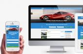 Car Parking Website - Vevs.com Feature