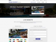 Holiday Property Website - Vevs.com SaaS