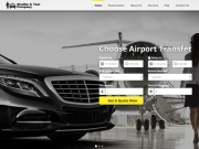 Shuttle Taxi Website - Vevs.com SaaS